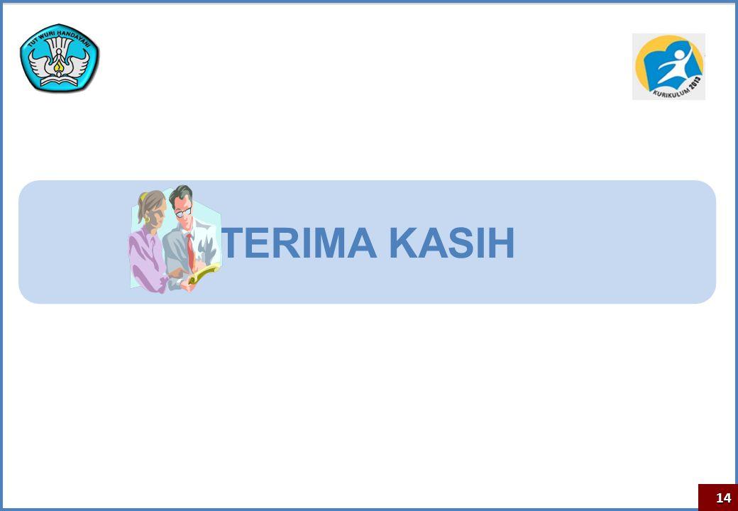 TERIMA KASIH 14