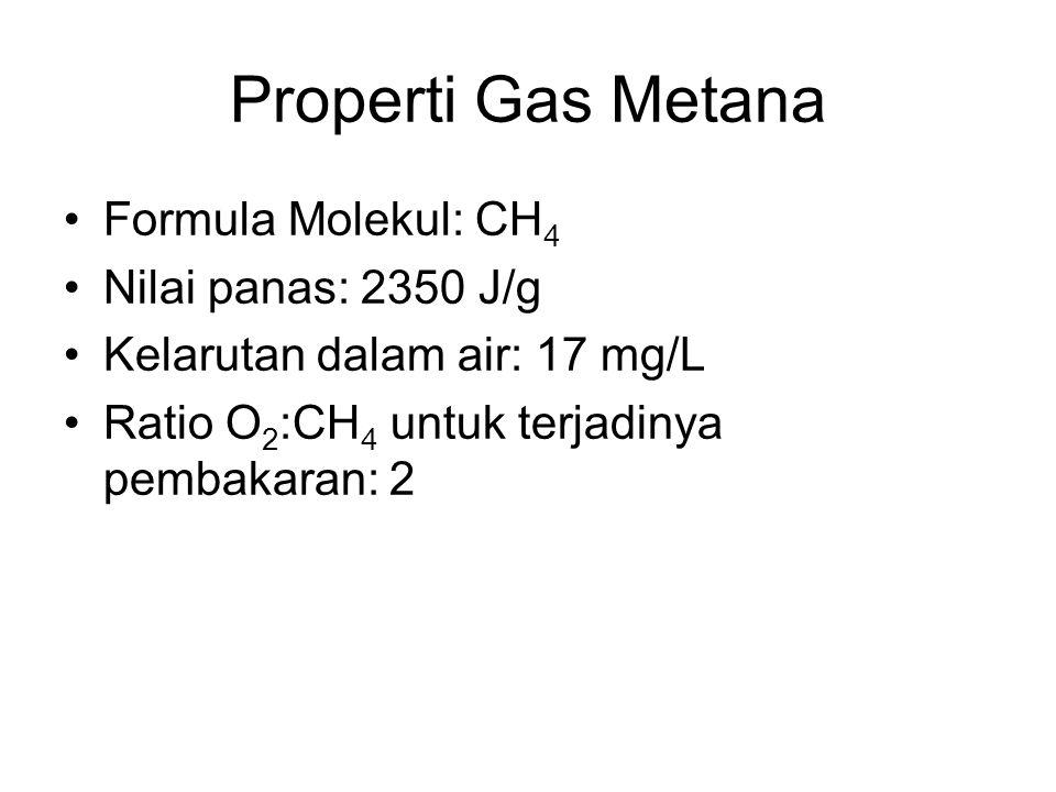 Potensi Keuntungan: Penggunaan langsung sebagai bahan bakar Produksi tenaga listrik Pendukung sistem perpipaan gas Pengganti bahan bakar fossil Dihasi