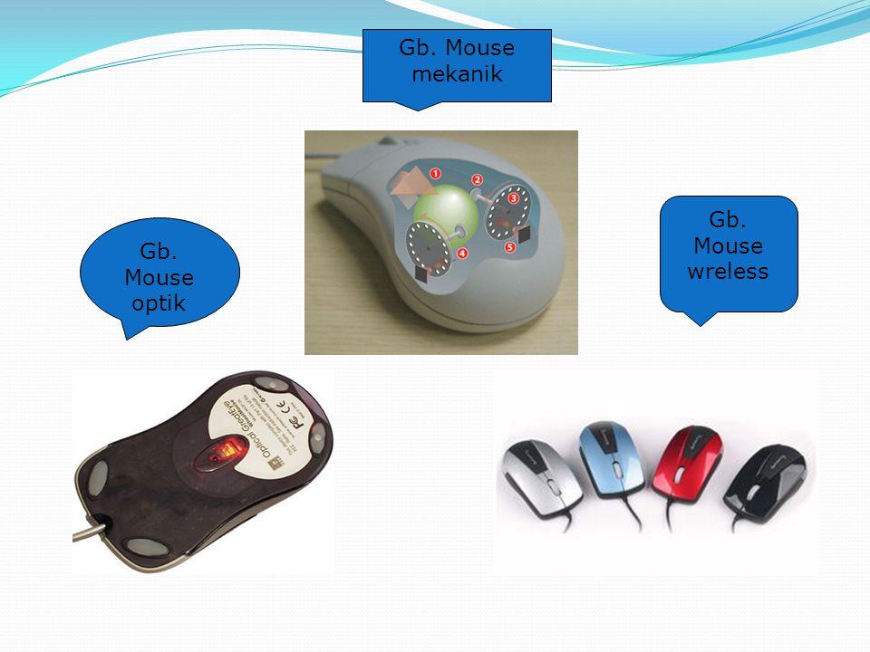 A.Sejarah Mouse  Di temukan oleh Douglas Engelbart sekitar pada tahun 1968.