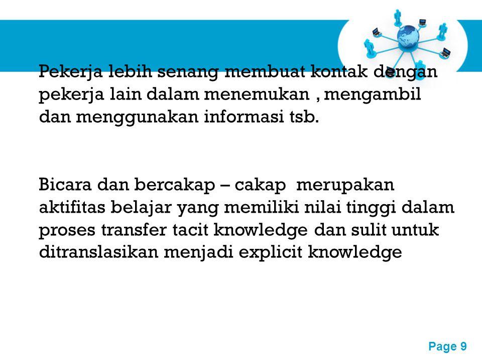 Free Powerpoint Templates Page 20 Key Process of SNA Mapping - Mengidentifikasi jaringan orang yang akan dianalisis - Menjelaskan tujuan dan merumuskan hipotesis dan pertanyaan - Mengembangkan metodologi survei dan merancang kuesioner - Survei individu dalam jaringan untuk mengidentifikasi hubungan dan aliran pengetahuan antara mereka.