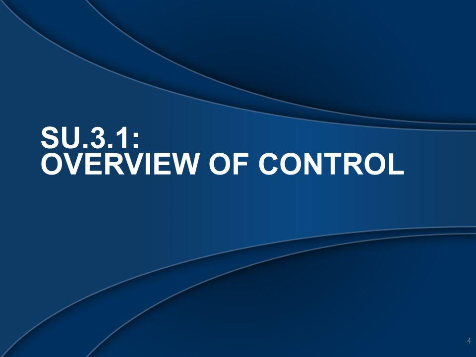 Means of Control 1.Organisasi 2.Kebijakan 3.Prosedur 4.Personil 5.Akuntansi 6.Anggaran 7.Pelaporan 1.Organisasi 2.Kebijakan 3.Prosedur 4.Personil 5.Akuntansi 6.Anggaran 7.Pelaporan