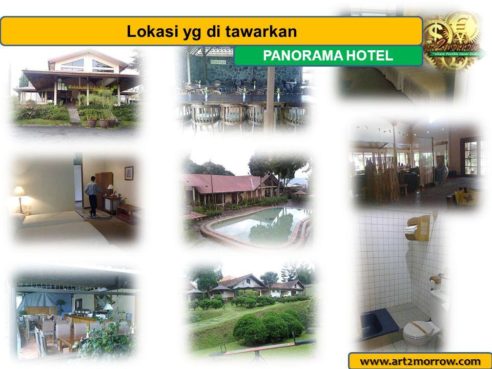 www.art2morrow.com PANORAMA HOTEL Lokasi yg di tawarkan