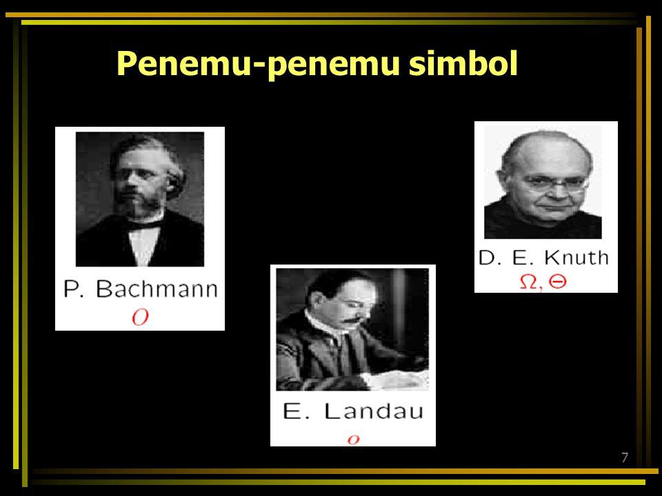 7 Penemu-penemu simbol