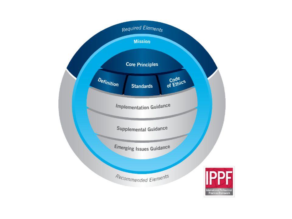 Untuk memahami pengembangan peran profesi audit internal dan harapan pemangku kepentingan secara global Untuk mengusulkan IPPF yang wajar dan efektif Yang akan mencakup pedoman praktek yang dapat memenuhi kebutuhan profesi selama 8 sampai 10 tahun, baik dalam tataran global maupun lokal