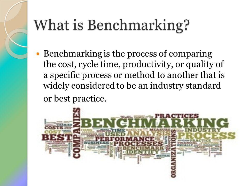 5.Apakah proses Benchmarking bisa dibandingkan dengan perusahaan kecil ? ( Oleh : Jawaban :