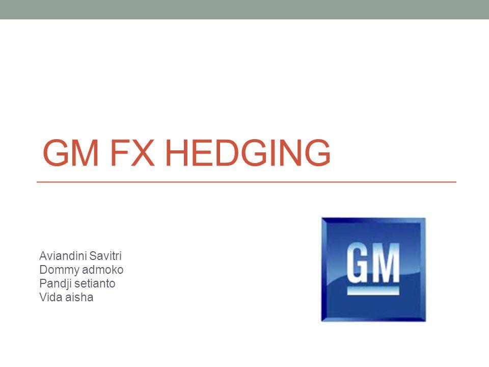 GM FX HEDGING Aviandini Savitri Dommy admoko Pandji setianto Vida aisha