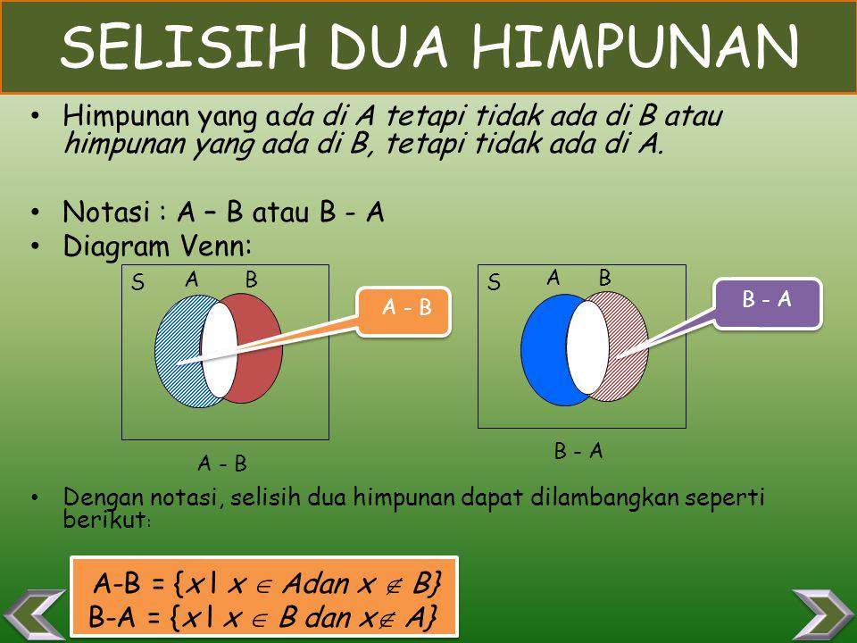 Jawab a.S = {3, 4, 7, 10, 12, 15, 28}, D = {4, 12, 28}, D c = {3, 7, 10, 15} b. S 4 12 28 3 7 10 15 D