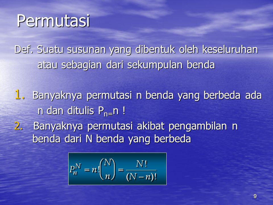 9 Permutasi Def.
