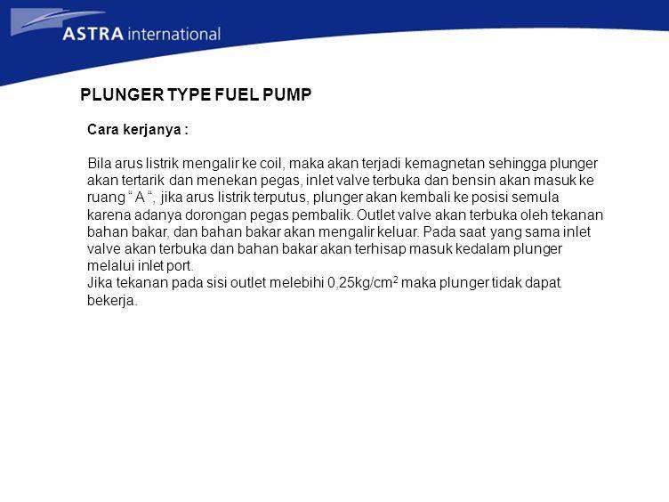 Unloader Fungsi : Untuk membuka sedikit katup chooke pada saat katup beroperasi dan pedal gas diinjak dalam dalam, tujuannya untuk mencegah campuran bensin dan udara yang terlalu kaya karena kekurangan udara pada saat pedal gas diinjak.