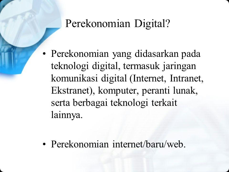 Perekonomian Digital.