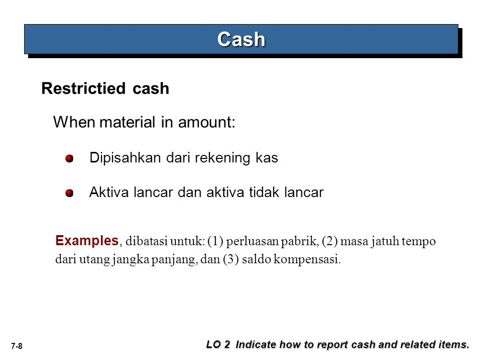 7-19 How are these accounts presented on the Statement of Financial Position.