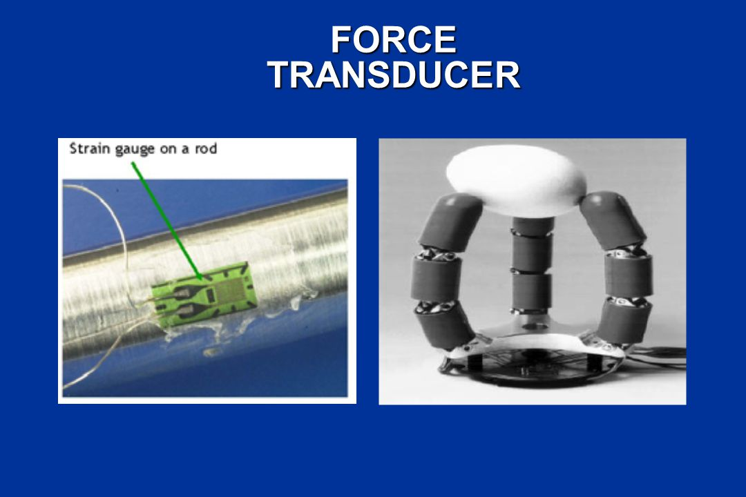 FORCE TRANSDUCER