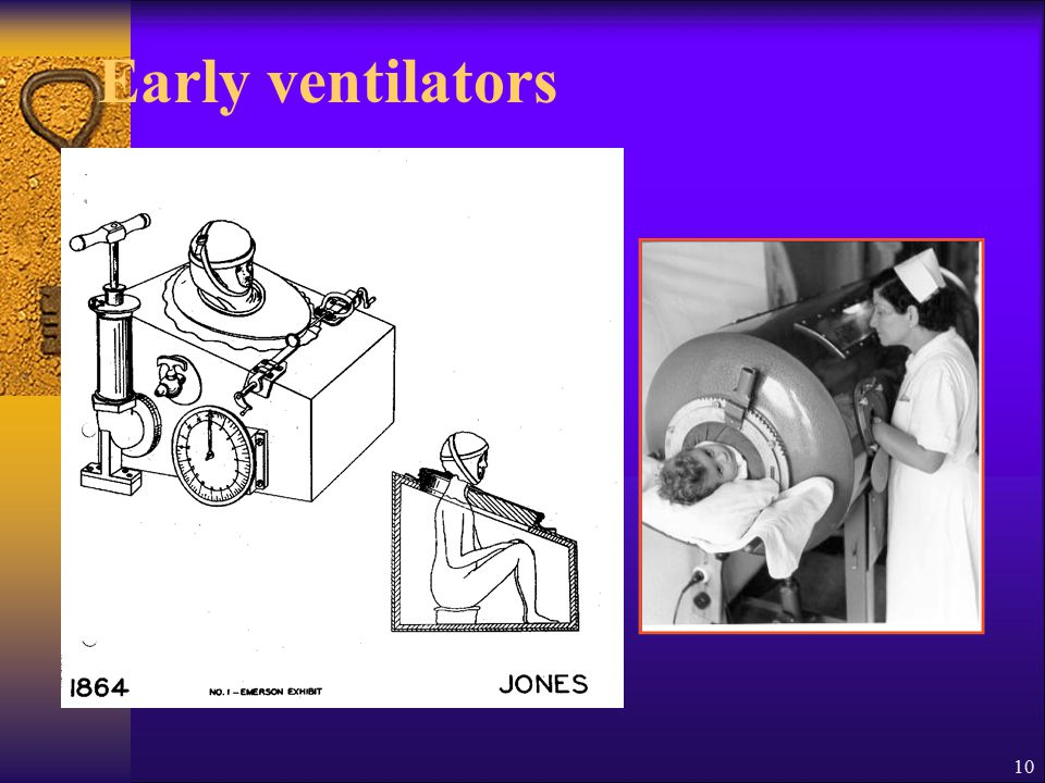 9 Ventilator Mekanik  suatu alat yang mampu membantu (sebagian) atau mengambil alih (seluruh) fungsi pertukaran gas paru untuk mempertahankan hidup.