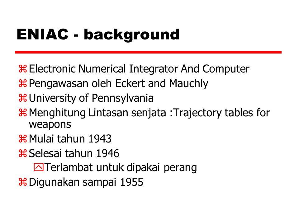 Generasi Keempat Komputer Microprosessor  1971 - Gilbert Hyatt at Micro Computer Co.