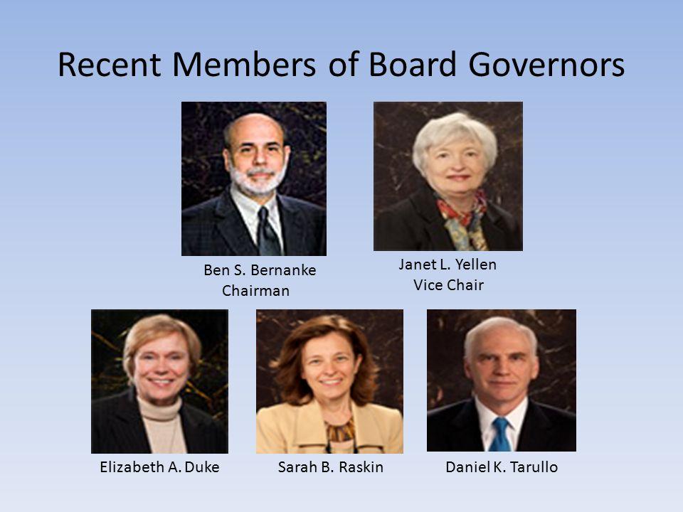 Federal Reserve Banks Headquarter in Washington DC Chicago, Illinois Boston, Massachusetts Kansas City, Kansas Richmond, Virginia Minneapolis, Minnesota St.