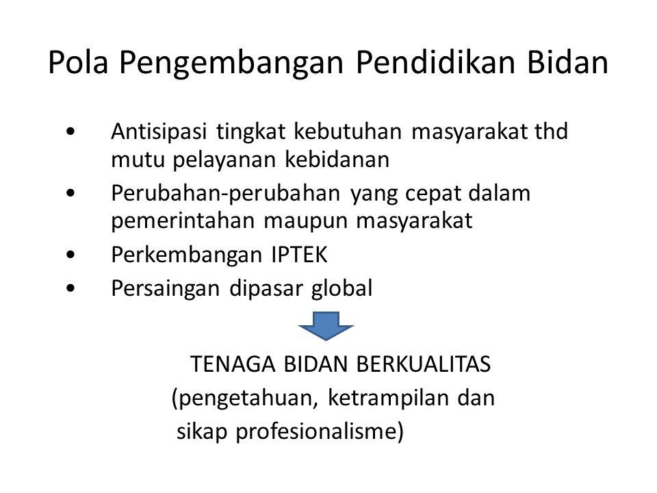 IBI bertanggung jawab mendorong tumbuhnya sikap profesionalisme bidan melalui kerja sama dengan berbagai pihak dan turut berperan aktif dalam upaya yang diprogramkan pemerintah baik tingkat pusat, daerah sampai ranting