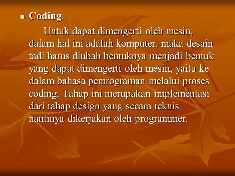 Coding. Coding.
