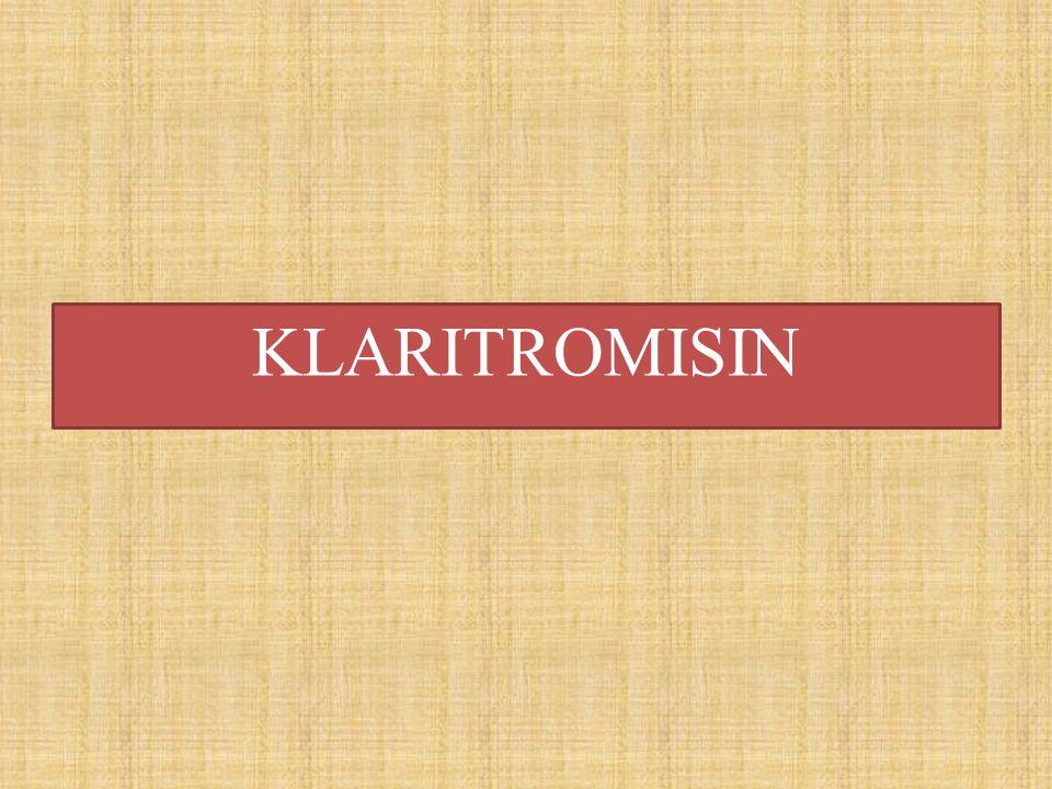 KLARITROMISIN