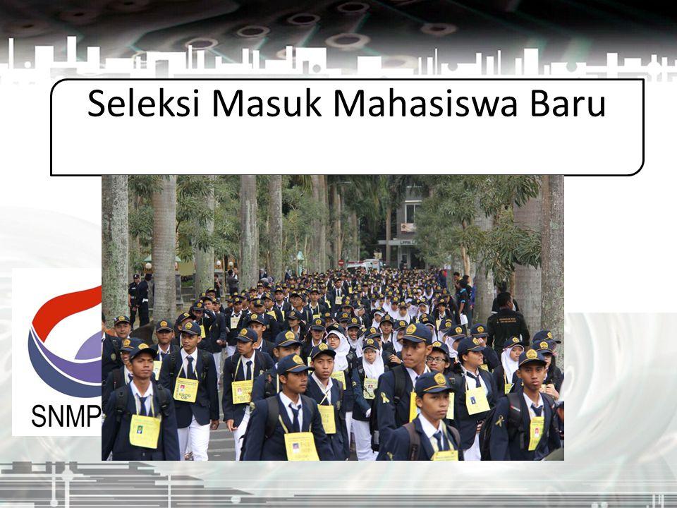 Seleksi Masuk Mahasiswa Baru Nasional Mandiri