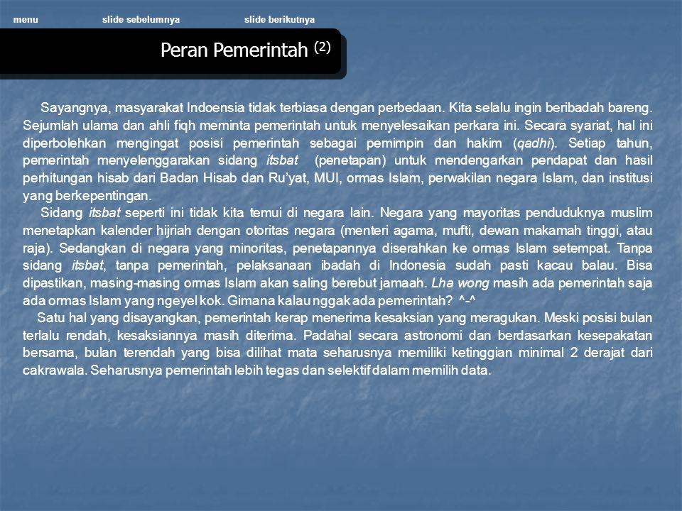 menuslide sebelumnyaslide berikutnya Sayangnya, masyarakat Indoensia tidak terbiasa dengan perbedaan.