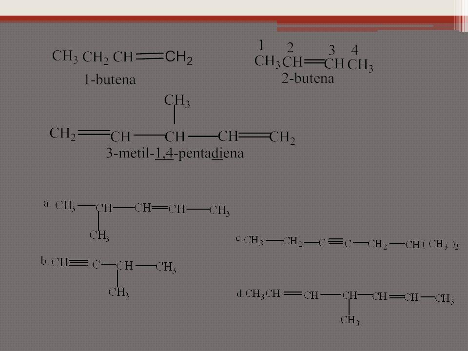 E-Z Nomenclature Gunakan aturan Cahn-Ingold-Prelog untuk menentukan urutan prioritas gugus-gugus yang terikat pada atom C ikatan rangkap.