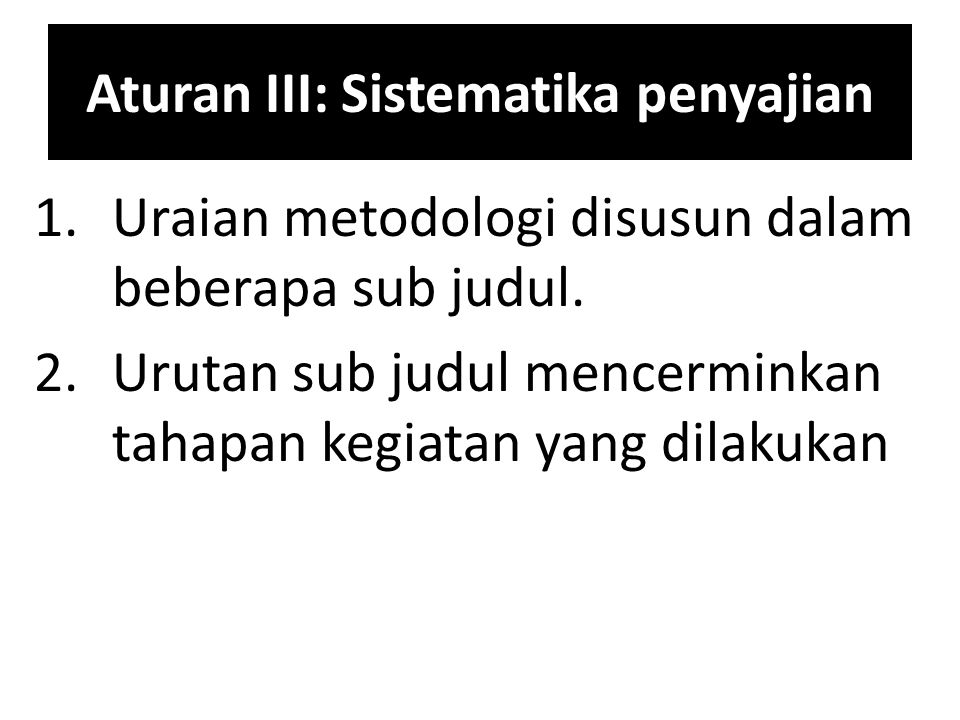 Tahapan penelitian tercermin dari sub judul 2.1.Sample collection and chemical analysis 2.2.