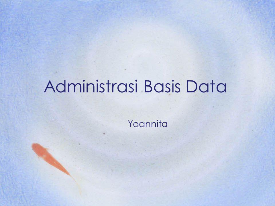 Integritas Data SQL server dapat menjaga integritas data sehingga konsistensi dan pengontrolan terpusat dapat dijaga oleh server database, bukan oleh program aplikasi client.