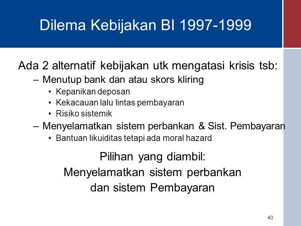 41 Mengapa Sistem Perbankan Perlu Diselamatkan Melalui Bantuan Likuditas.