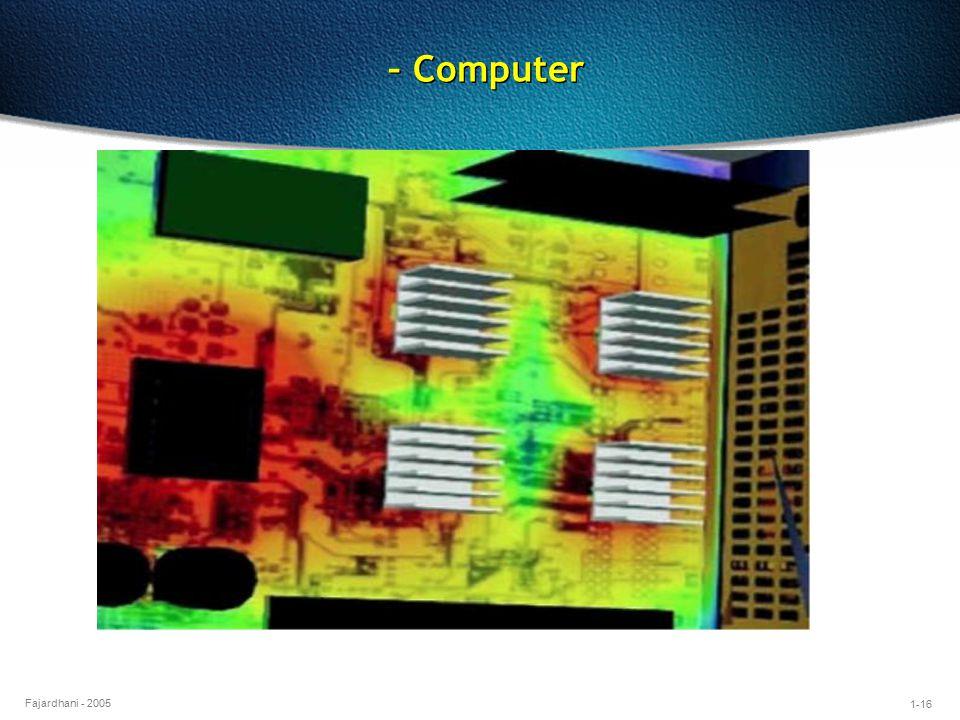 1-16 Fajardhani - 2005 – Computer