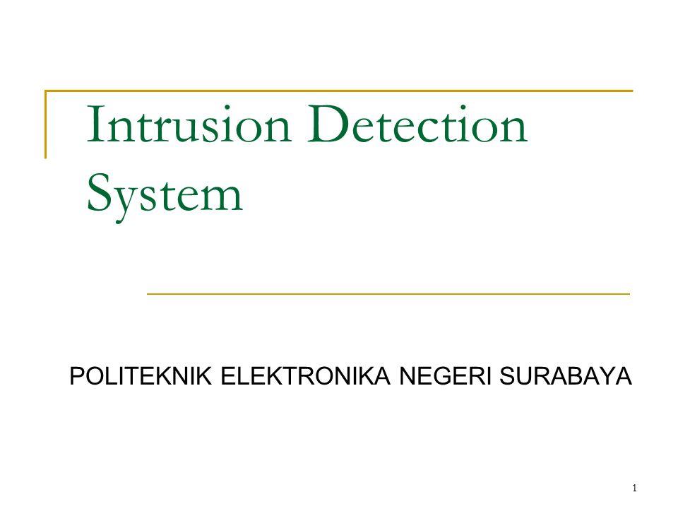Objective Mengerti pengertian Intrussion Detection Pengertian Snort Installasi Snort 2