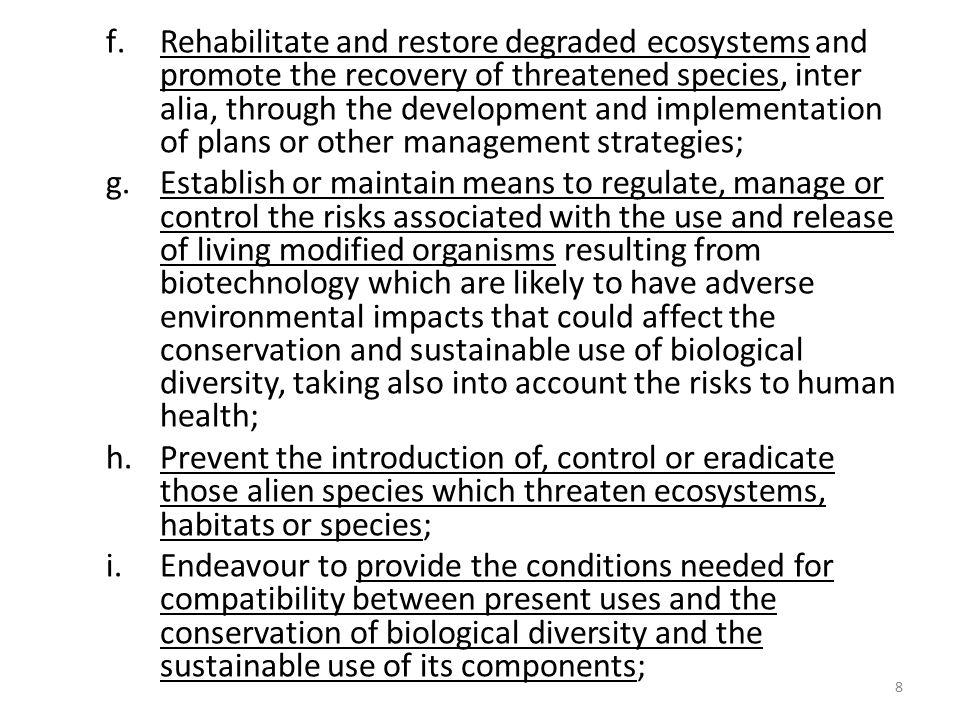 Pasal 4: Ruang Lingkup This Protocol shall apply to the transboundary movement, transit, handling and use of all living modified organisms that may have adverse effects on the conservation and sustainable use of biological diversity, taking also into account risks to human health.