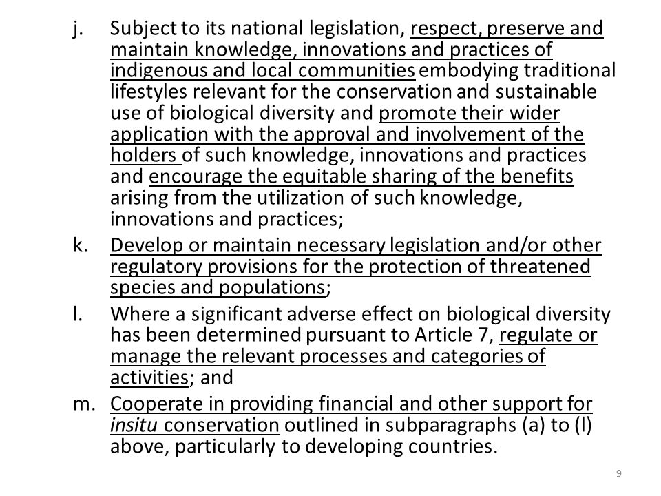 Pasal 16: RISK MANAGEMENT 1.The Parties shall, taking into account Article 8 (g) of the Convention, establish and maintain appropriate mechanisms, measures and strategies to regulate, manage and control risks identified in the risk assessment provisions of this Protocol associated with the use, handling and transboundary movement of living modified organisms.