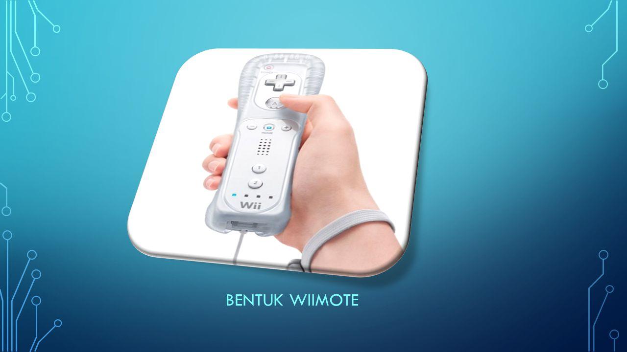 BENTUK WIIMOTE