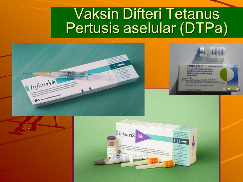 Vaksin Difteri Tetanus Pertusis aselular (DTPa)