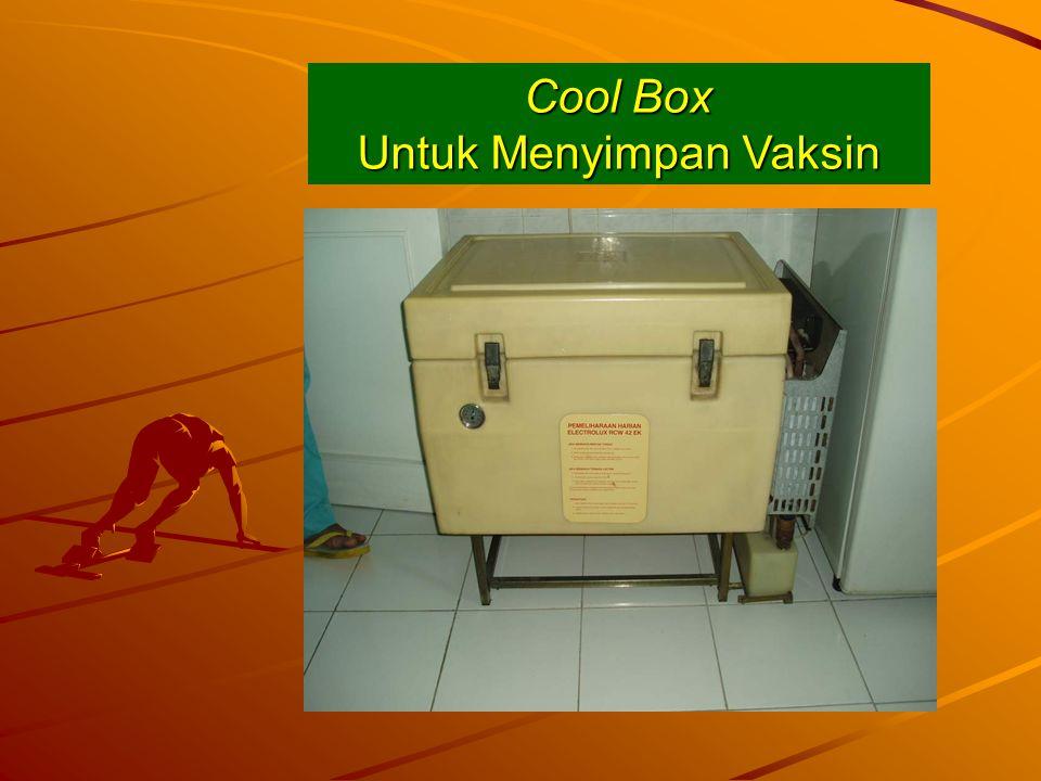 Cool Box Untuk Menyimpan Vaksin