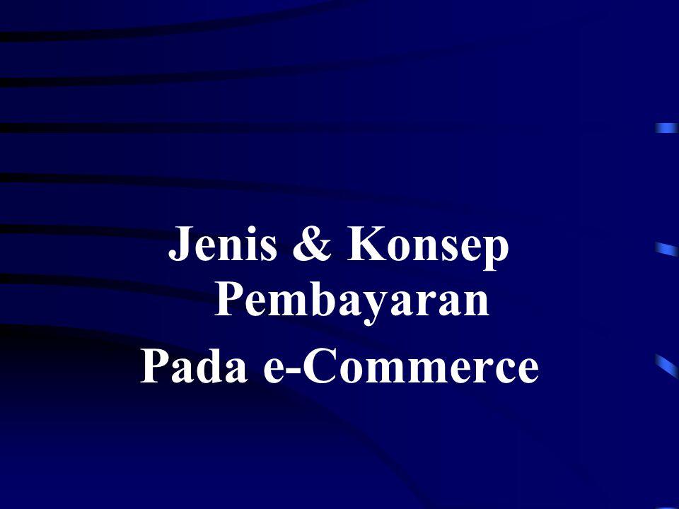 Jenis & Konsep Pembayaran Pada e-Commerce