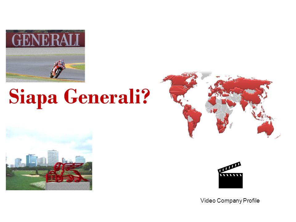 Siapa Generali?  Video Company Profile
