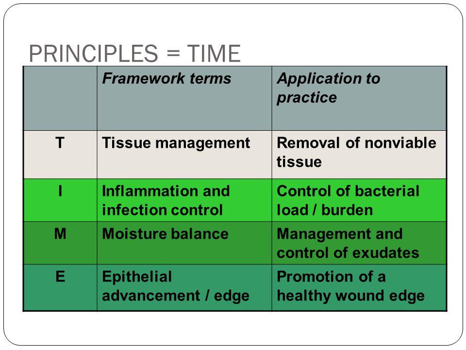 TISSUE MANAGEMENT = DEBRIDEMANG Debridement / Debridemang : Membuang jaringan nekrosis dari permukaan luka Necrosis: Kematian sel yang disebabkan oleh penurunan proses enzymatic tubuh