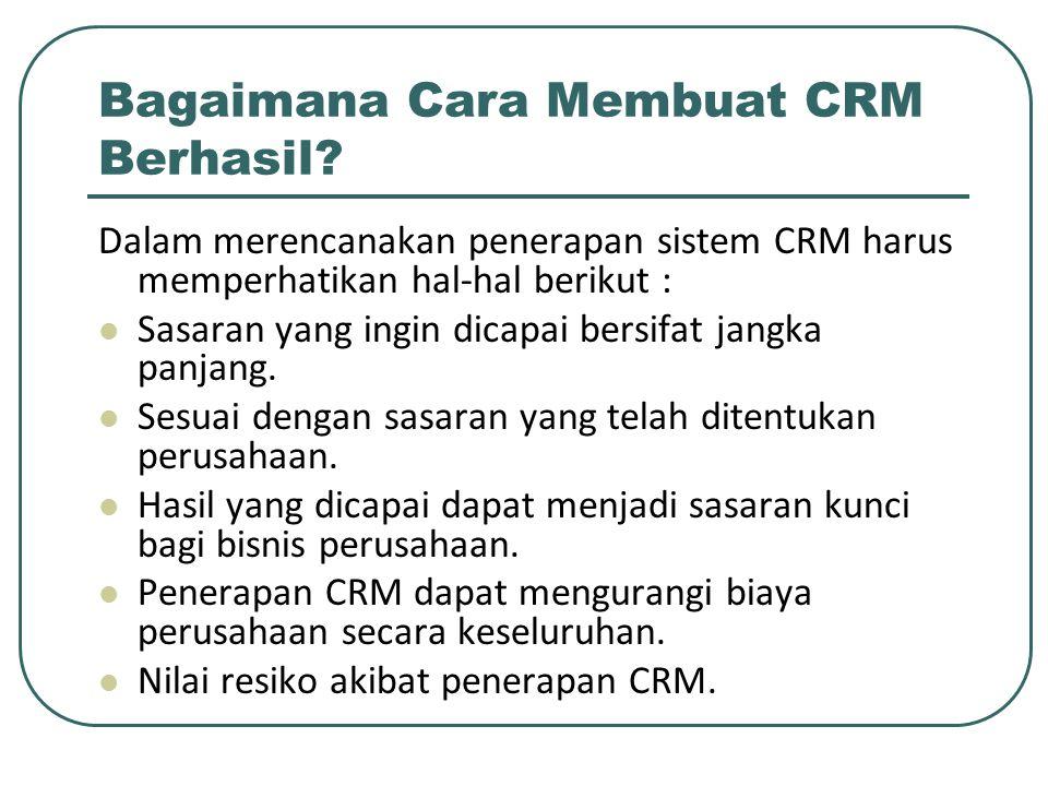 Kendala yang Muncul Setelah Penerapan CRM Pada aplikasi TI, terbuangnya feature atau kelebihan-kelebihan yang ditawarkan TI dengan percuma.