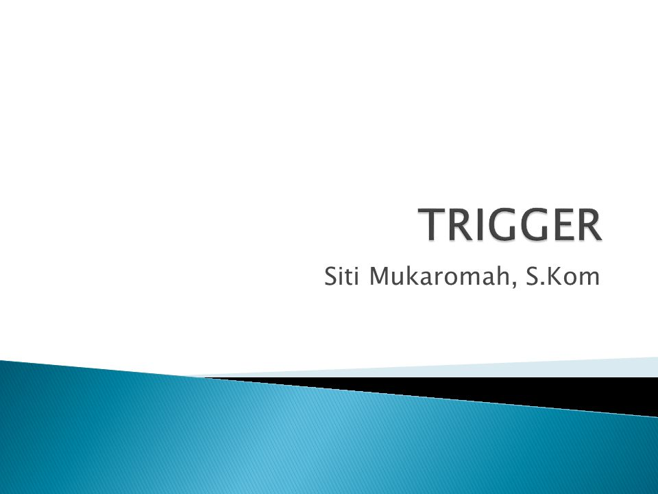 Siti Mukaromah, S.Kom