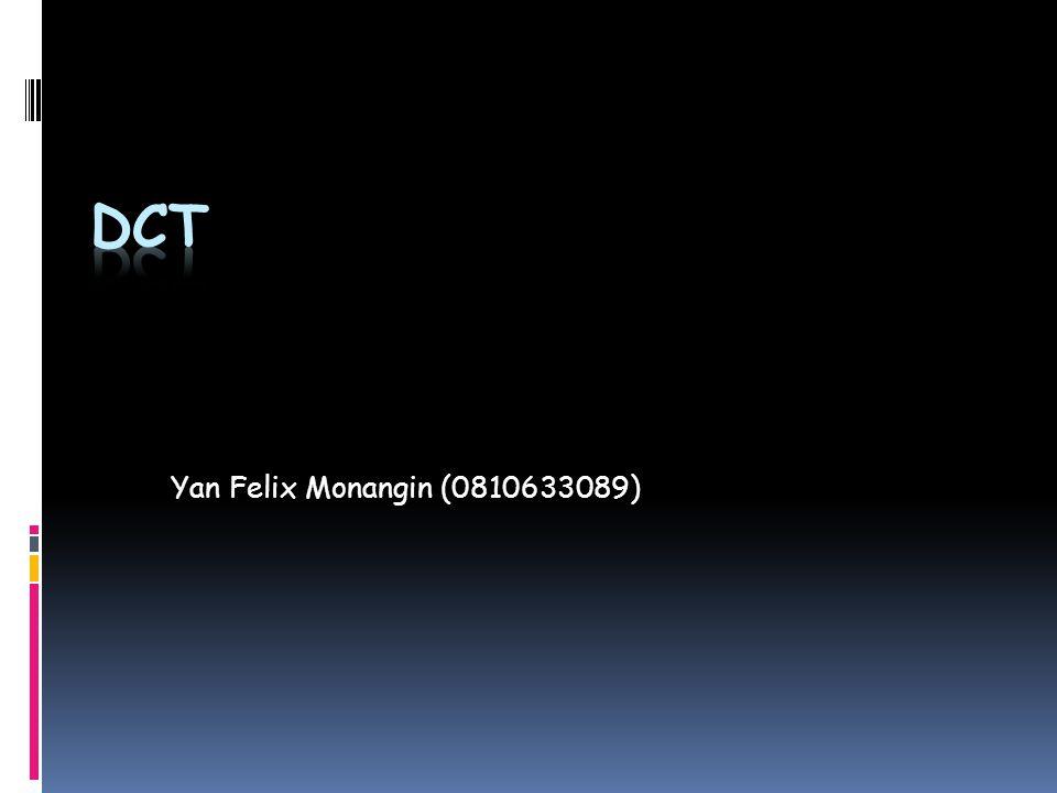 Yan Felix Monangin (0810633089)