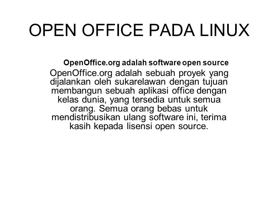 Apa itu open source .