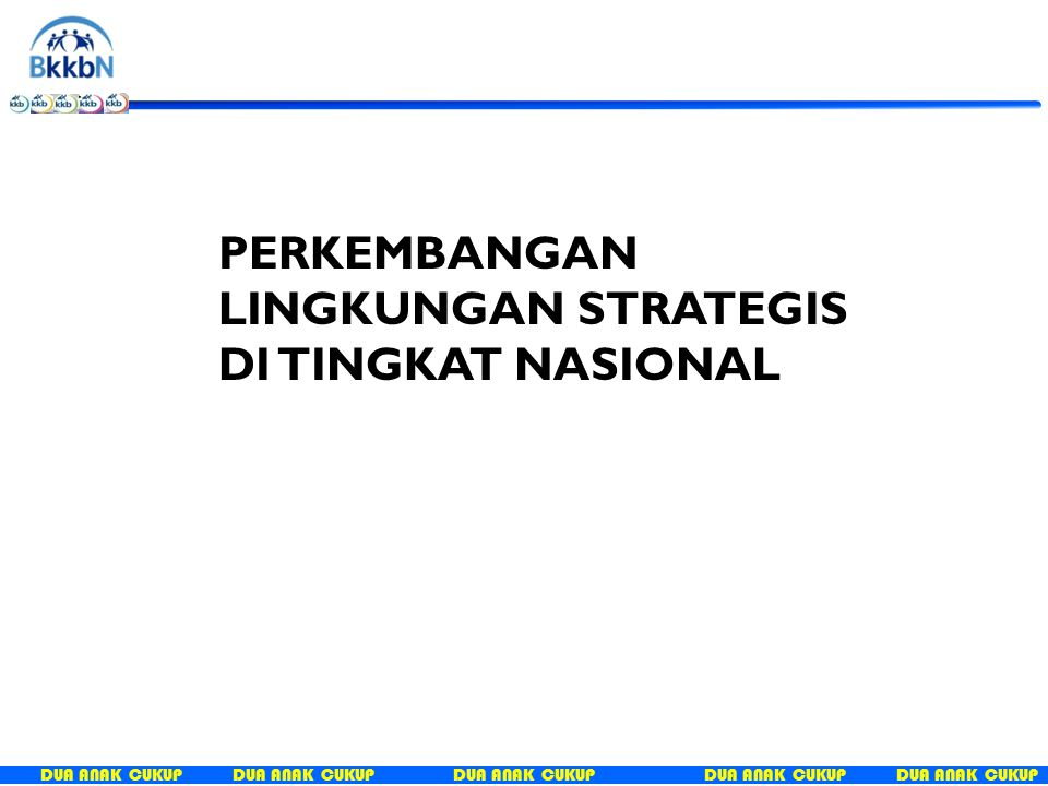 INDIKATOR BASELINE TARGET 2014 RENCAN A 2015 TARGET KINERJA 2016201720182019 5 Persentase mitra kerja dan pengelola yang memiliki komitmen dalam pengelolaan dan pelaksanaan pendidikan kependudukan -100 6 Jumlah model solusi strategis dampak kependudukan sebagai rekomendasi pembangunan wilayah -46666