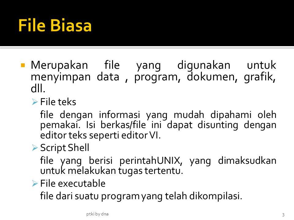  Merupakan file yang digunakan untuk menyimpan data, program, dokumen, grafik, dll.