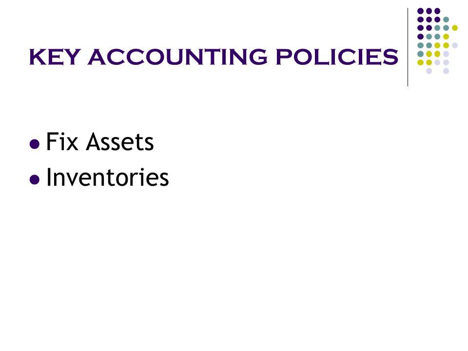 ASSESS ACCOUNTING FLEXIBILITY Fix Assets sejumlah Rp 1.081.518.000.000,- dengan fokus utama didalamnya merupakan: 1.