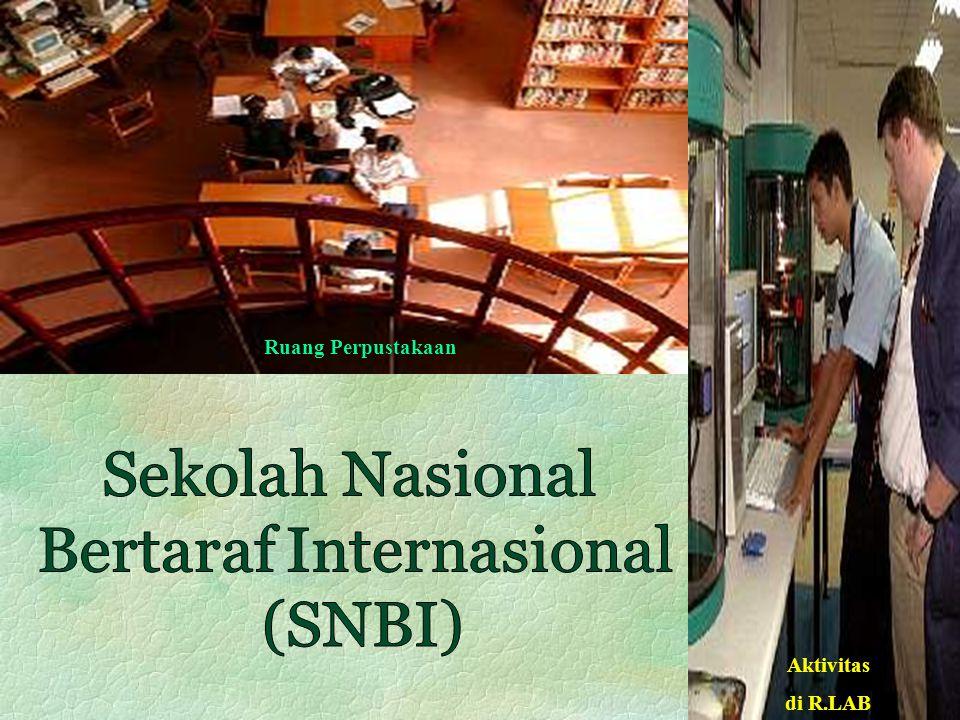 Aktivitas di R.LAB Ruang Perpustakaan