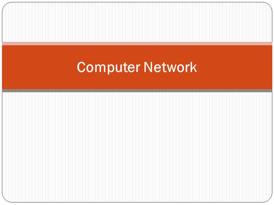 Klasifikasi Jaringan Cara Koneksi Teknologi Kabel Teknologi wireless Skala Arsitektur jaringan Topologi