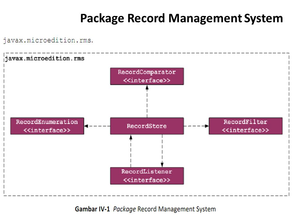 Package Record Management System