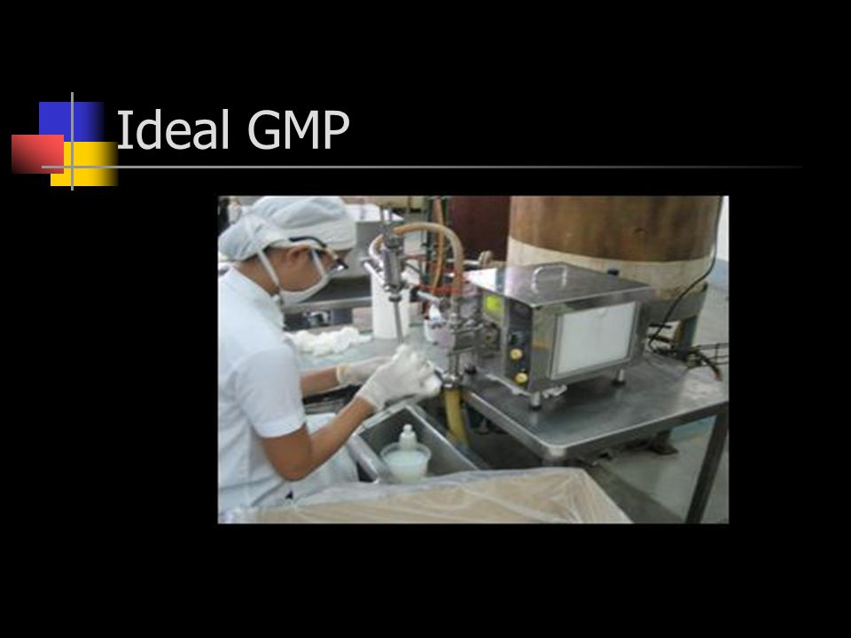 Ideal GMP