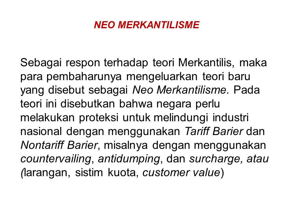 KESIMPULAN 1.Penawaran atau ekspor barang N (kain) Indonesia sebesar Na 1 – na 1 adalah lebih kecil daripada permintaan atau impor barang N (kain) sebesar )b – nb oleh Jepang, sehingga harga barang N(kain) akan naik yan dicerminkan oleh pergeseran garis harga Pab 1 menjadi Pa 1 b 2 dan penurunan Ea 1 menjadi Ea 2 b 2.
